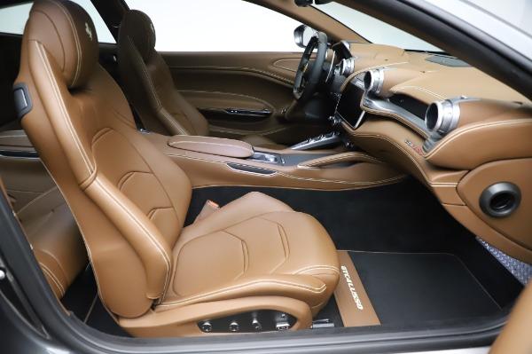 Used 2020 Ferrari GTC4Lusso for sale Call for price at Bugatti of Greenwich in Greenwich CT 06830 19
