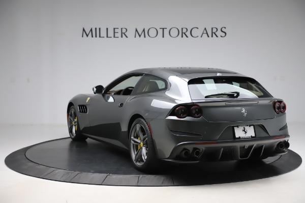 Used 2020 Ferrari GTC4Lusso for sale Call for price at Bugatti of Greenwich in Greenwich CT 06830 5