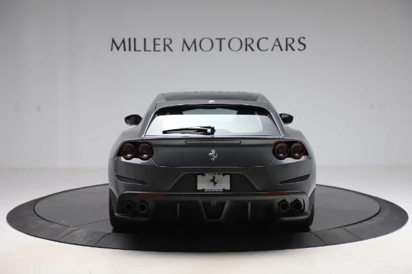 Used 2020 Ferrari GTC4Lusso for sale Call for price at Bugatti of Greenwich in Greenwich CT 06830 6