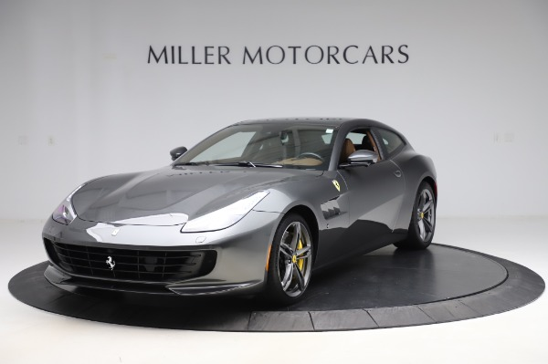 Used 2020 Ferrari GTC4Lusso for sale Call for price at Bugatti of Greenwich in Greenwich CT 06830 1