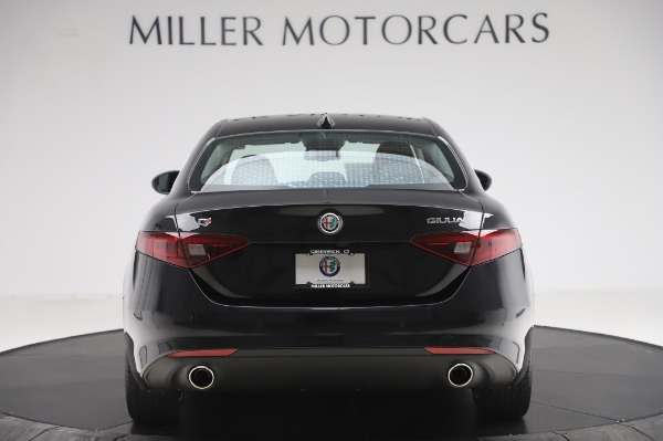 New 2020 Alfa Romeo Giulia Ti Lusso Q4 for sale $46,195 at Bugatti of Greenwich in Greenwich CT 06830 6