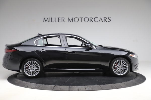 New 2020 Alfa Romeo Giulia Ti Lusso Q4 for sale $46,195 at Bugatti of Greenwich in Greenwich CT 06830 9