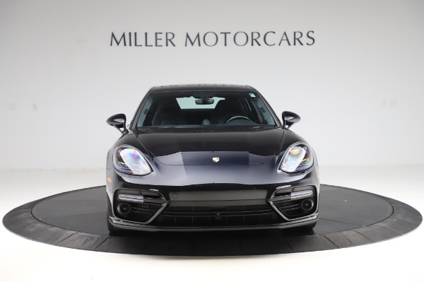 Used 2017 Porsche Panamera Turbo for sale $95,900 at Bugatti of Greenwich in Greenwich CT 06830 12