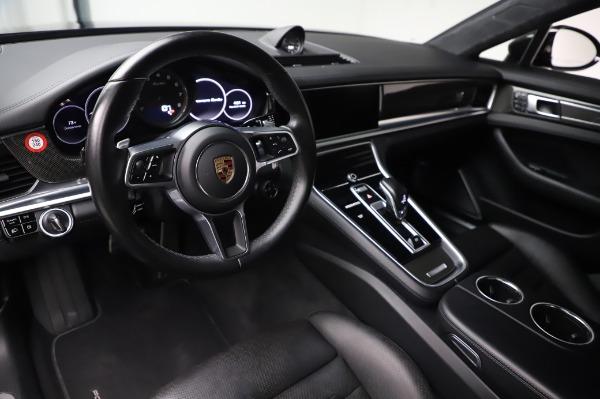 Used 2017 Porsche Panamera Turbo for sale $95,900 at Bugatti of Greenwich in Greenwich CT 06830 13