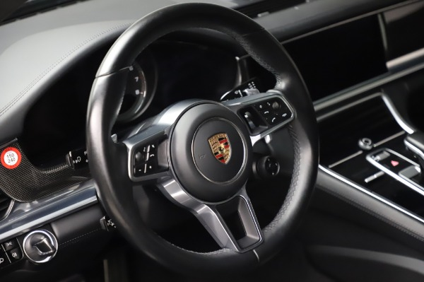 Used 2017 Porsche Panamera Turbo for sale $95,900 at Bugatti of Greenwich in Greenwich CT 06830 16