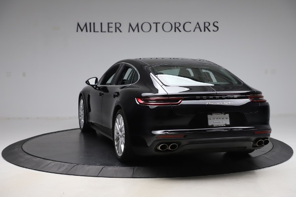 Used 2017 Porsche Panamera Turbo for sale $95,900 at Bugatti of Greenwich in Greenwich CT 06830 5