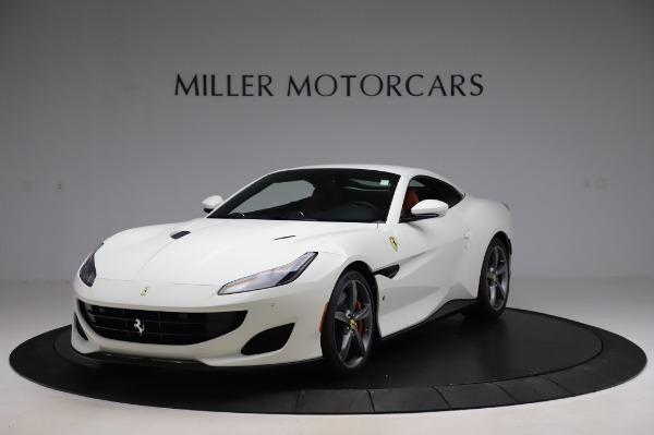 Used 2020 Ferrari Portofino for sale Call for price at Bugatti of Greenwich in Greenwich CT 06830 13