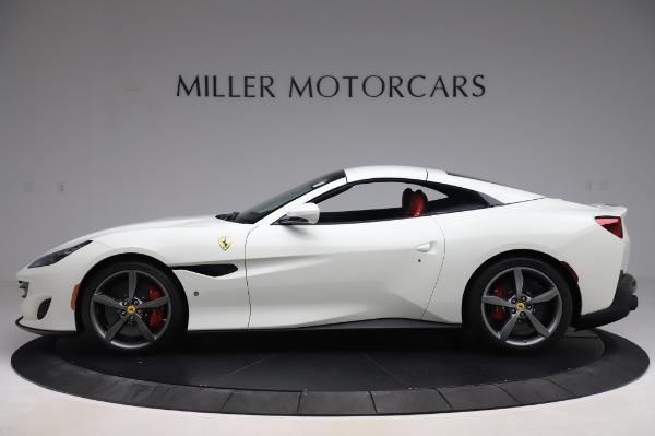 Used 2020 Ferrari Portofino for sale Call for price at Bugatti of Greenwich in Greenwich CT 06830 15