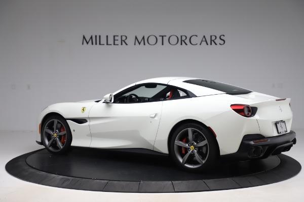 Used 2020 Ferrari Portofino for sale Call for price at Bugatti of Greenwich in Greenwich CT 06830 16
