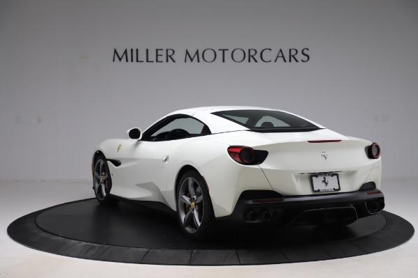 Used 2020 Ferrari Portofino for sale Call for price at Bugatti of Greenwich in Greenwich CT 06830 17