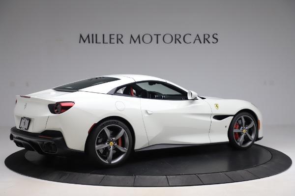 Used 2020 Ferrari Portofino for sale Call for price at Bugatti of Greenwich in Greenwich CT 06830 20