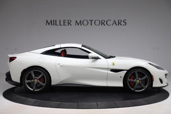 Used 2020 Ferrari Portofino for sale Call for price at Bugatti of Greenwich in Greenwich CT 06830 21