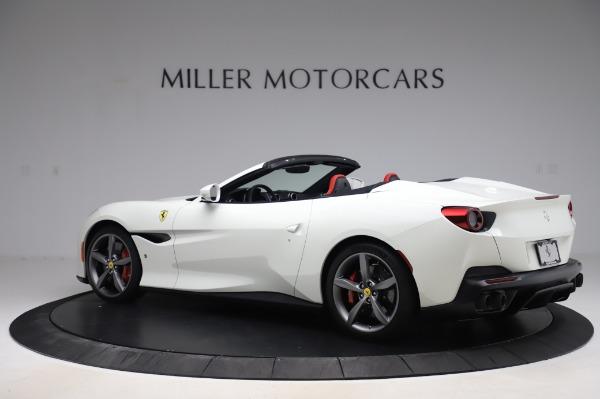 Used 2020 Ferrari Portofino for sale Call for price at Bugatti of Greenwich in Greenwich CT 06830 4
