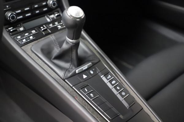 Used 2018 Porsche 911 Carrera GTS for sale Call for price at Bugatti of Greenwich in Greenwich CT 06830 13