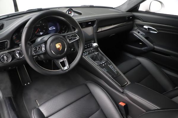 Used 2018 Porsche 911 Carrera GTS for sale Call for price at Bugatti of Greenwich in Greenwich CT 06830 14
