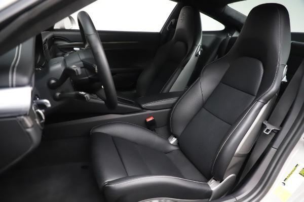 Used 2018 Porsche 911 Carrera GTS for sale Call for price at Bugatti of Greenwich in Greenwich CT 06830 16