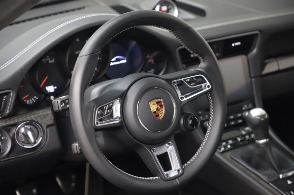 Used 2018 Porsche 911 Carrera GTS for sale Call for price at Bugatti of Greenwich in Greenwich CT 06830 17