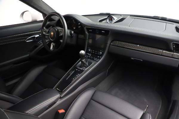 Used 2018 Porsche 911 Carrera GTS for sale Call for price at Bugatti of Greenwich in Greenwich CT 06830 18