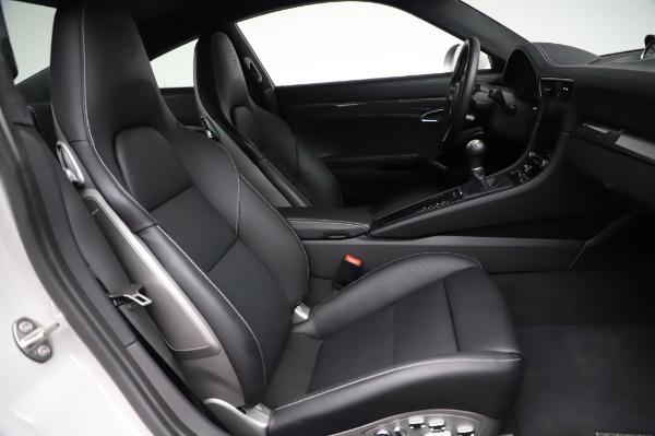 Used 2018 Porsche 911 Carrera GTS for sale Call for price at Bugatti of Greenwich in Greenwich CT 06830 19