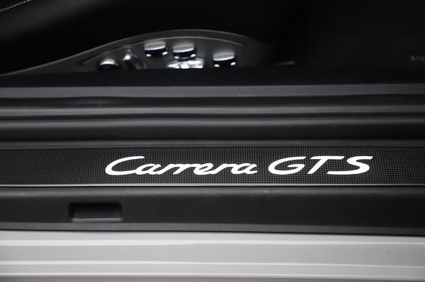 Used 2018 Porsche 911 Carrera GTS for sale Call for price at Bugatti of Greenwich in Greenwich CT 06830 24