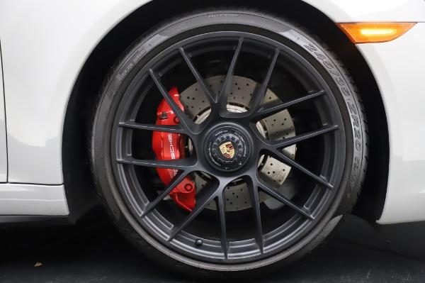 Used 2018 Porsche 911 Carrera GTS for sale Call for price at Bugatti of Greenwich in Greenwich CT 06830 27