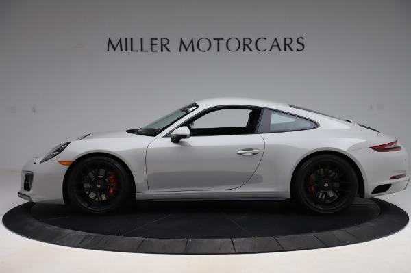 Used 2018 Porsche 911 Carrera GTS for sale Call for price at Bugatti of Greenwich in Greenwich CT 06830 3