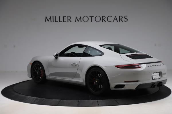 Used 2018 Porsche 911 Carrera GTS for sale Call for price at Bugatti of Greenwich in Greenwich CT 06830 4