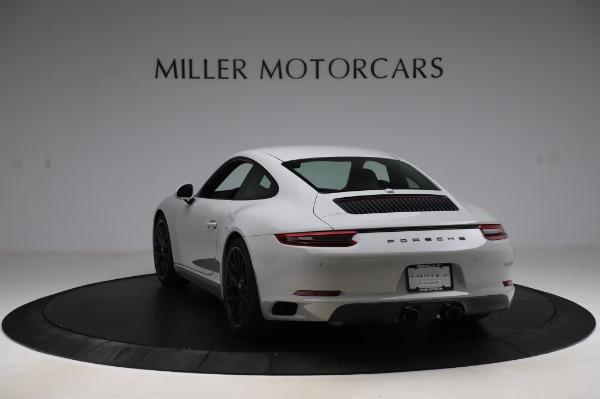 Used 2018 Porsche 911 Carrera GTS for sale Call for price at Bugatti of Greenwich in Greenwich CT 06830 5