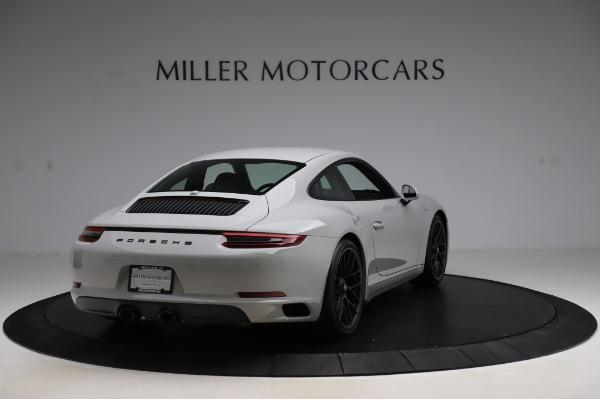 Used 2018 Porsche 911 Carrera GTS for sale Call for price at Bugatti of Greenwich in Greenwich CT 06830 7