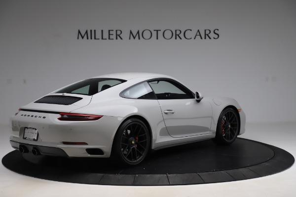 Used 2018 Porsche 911 Carrera GTS for sale Call for price at Bugatti of Greenwich in Greenwich CT 06830 8