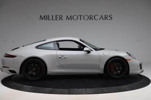 Used 2018 Porsche 911 Carrera GTS for sale Call for price at Bugatti of Greenwich in Greenwich CT 06830 9