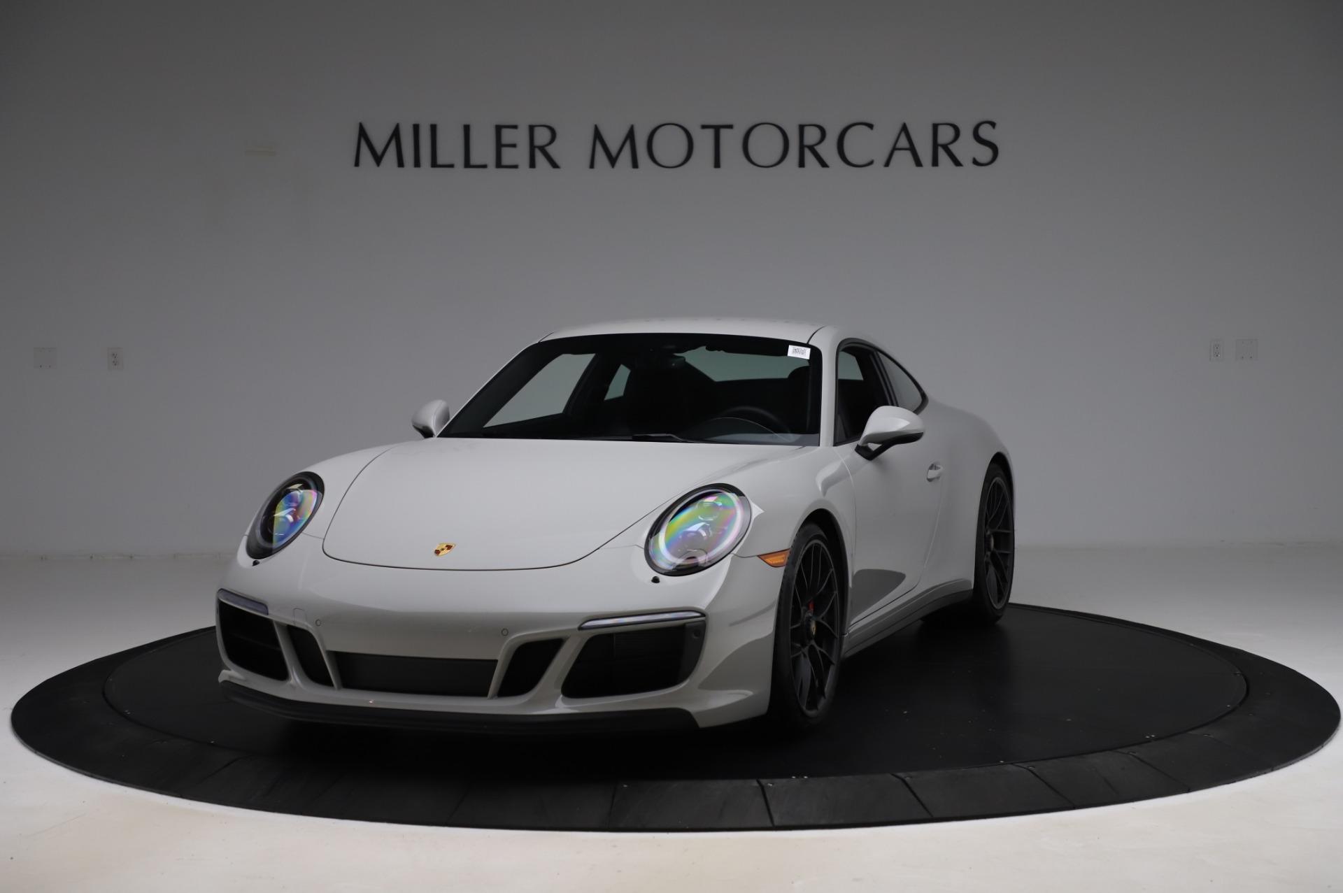 Used 2018 Porsche 911 Carrera GTS for sale Call for price at Bugatti of Greenwich in Greenwich CT 06830 1