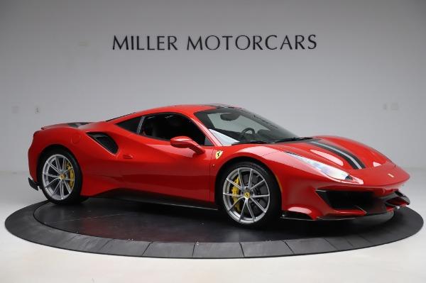 Used 2019 Ferrari 488 Pista for sale $447,900 at Bugatti of Greenwich in Greenwich CT 06830 10