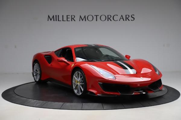 Used 2019 Ferrari 488 Pista for sale $447,900 at Bugatti of Greenwich in Greenwich CT 06830 11