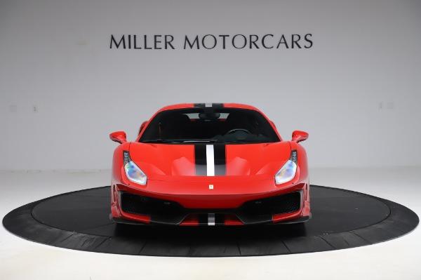 Used 2019 Ferrari 488 Pista for sale $447,900 at Bugatti of Greenwich in Greenwich CT 06830 12