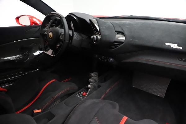 Used 2019 Ferrari 488 Pista for sale $447,900 at Bugatti of Greenwich in Greenwich CT 06830 17