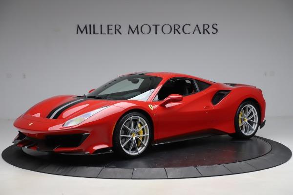 Used 2019 Ferrari 488 Pista for sale $447,900 at Bugatti of Greenwich in Greenwich CT 06830 2