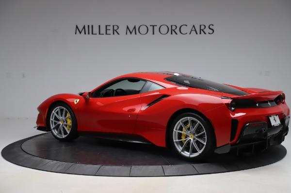 Used 2019 Ferrari 488 Pista for sale $447,900 at Bugatti of Greenwich in Greenwich CT 06830 4