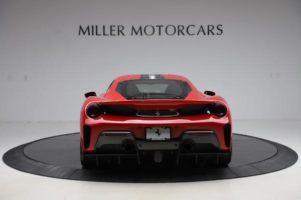 Used 2019 Ferrari 488 Pista for sale $447,900 at Bugatti of Greenwich in Greenwich CT 06830 6