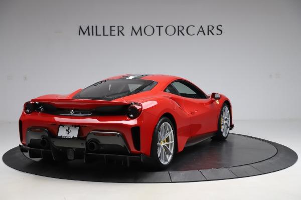 Used 2019 Ferrari 488 Pista for sale $447,900 at Bugatti of Greenwich in Greenwich CT 06830 7