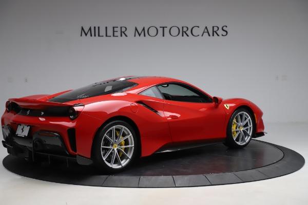 Used 2019 Ferrari 488 Pista for sale $447,900 at Bugatti of Greenwich in Greenwich CT 06830 8