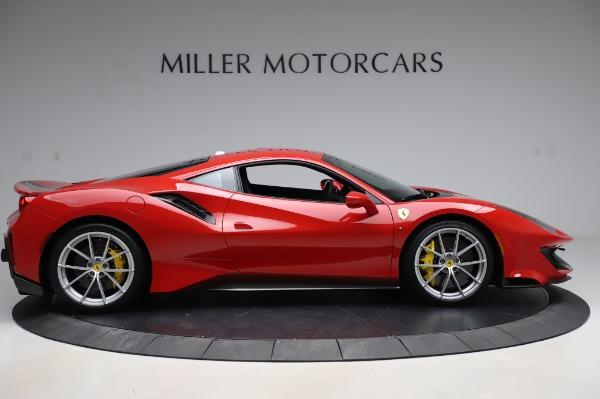 Used 2019 Ferrari 488 Pista for sale $447,900 at Bugatti of Greenwich in Greenwich CT 06830 9