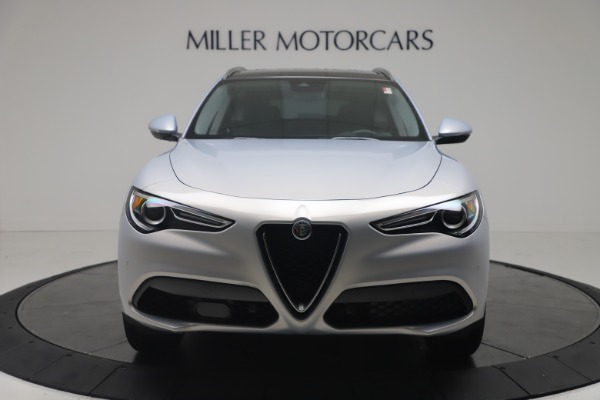 New 2020 Alfa Romeo Stelvio Q4 for sale Sold at Bugatti of Greenwich in Greenwich CT 06830 12