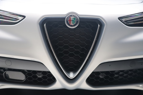 New 2020 Alfa Romeo Stelvio Q4 for sale Sold at Bugatti of Greenwich in Greenwich CT 06830 13