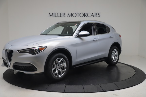 New 2020 Alfa Romeo Stelvio Q4 for sale Sold at Bugatti of Greenwich in Greenwich CT 06830 2