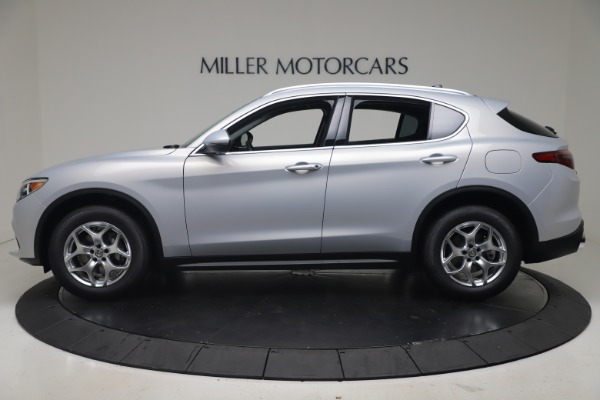 New 2020 Alfa Romeo Stelvio Q4 for sale Sold at Bugatti of Greenwich in Greenwich CT 06830 3
