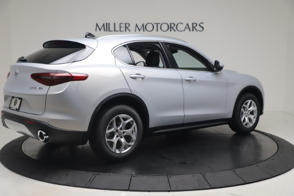 New 2020 Alfa Romeo Stelvio Q4 for sale Sold at Bugatti of Greenwich in Greenwich CT 06830 8