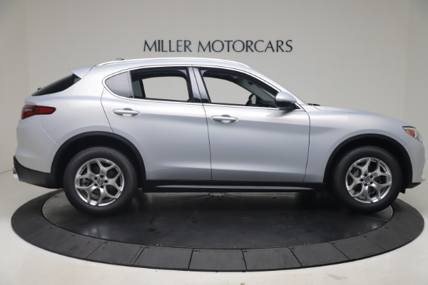 New 2020 Alfa Romeo Stelvio Q4 for sale Sold at Bugatti of Greenwich in Greenwich CT 06830 9