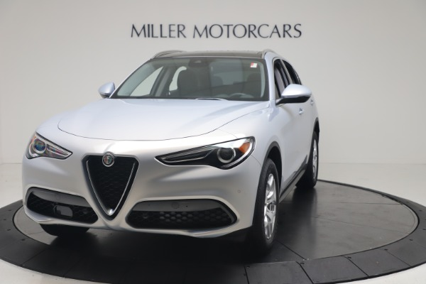 New 2020 Alfa Romeo Stelvio Q4 for sale Sold at Bugatti of Greenwich in Greenwich CT 06830 1