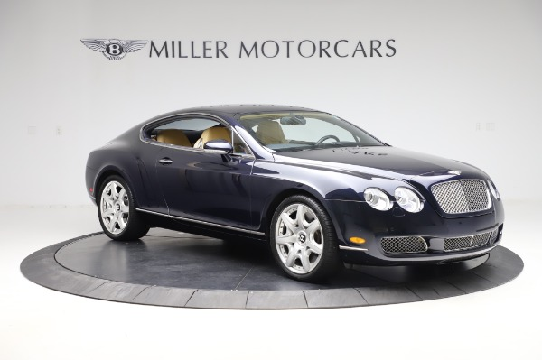 Used 2007 Bentley Continental GT for sale Call for price at Bugatti of Greenwich in Greenwich CT 06830 10